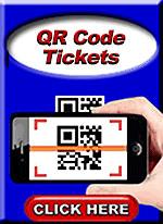 QR Code Valet Parking Tickets