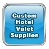Custom Hotel Valet Tickets & Supplies