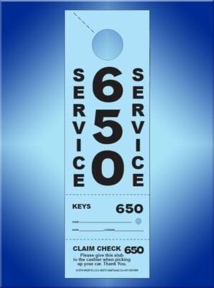 #AST3                                   Auto Service Tags 1,000