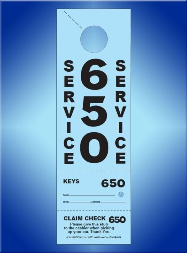 #AST3                                   Auto Service Tags 1,000