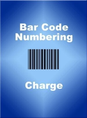 Bar Code Addditional Cost