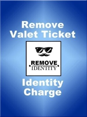 Remove ValetTickets.Com Identity from Tickets