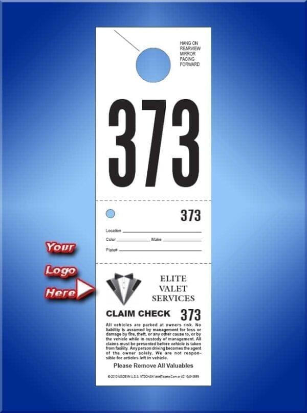 #VT3CHAN 3 Part Custom Hanging Tickets 1,000