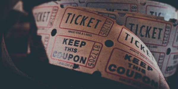 How to Create a Raffle Ticket and What You Should Include In One